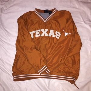 Vintage University Of Texas Austin Windbreaker